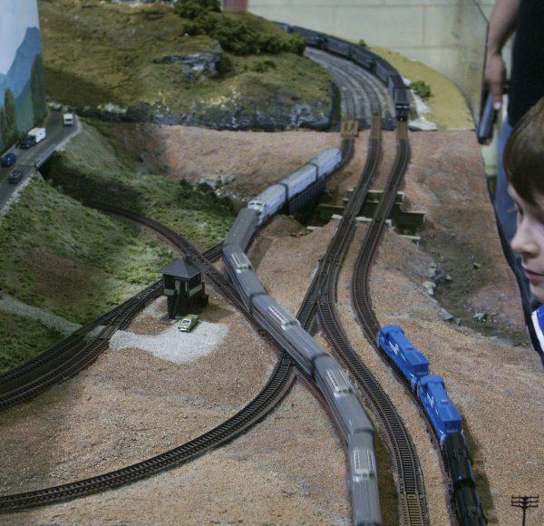 Boyce Junction N-Trak - S curve