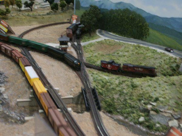 Boyce Junction N-Trak - activity