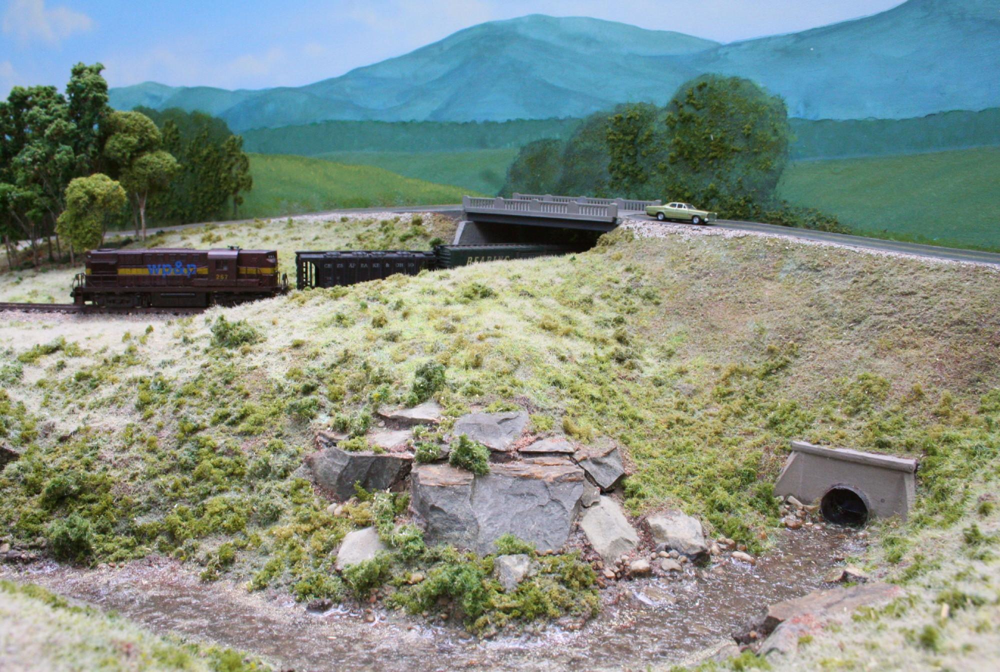 Boyce Junction N-Trak - Page Brook
