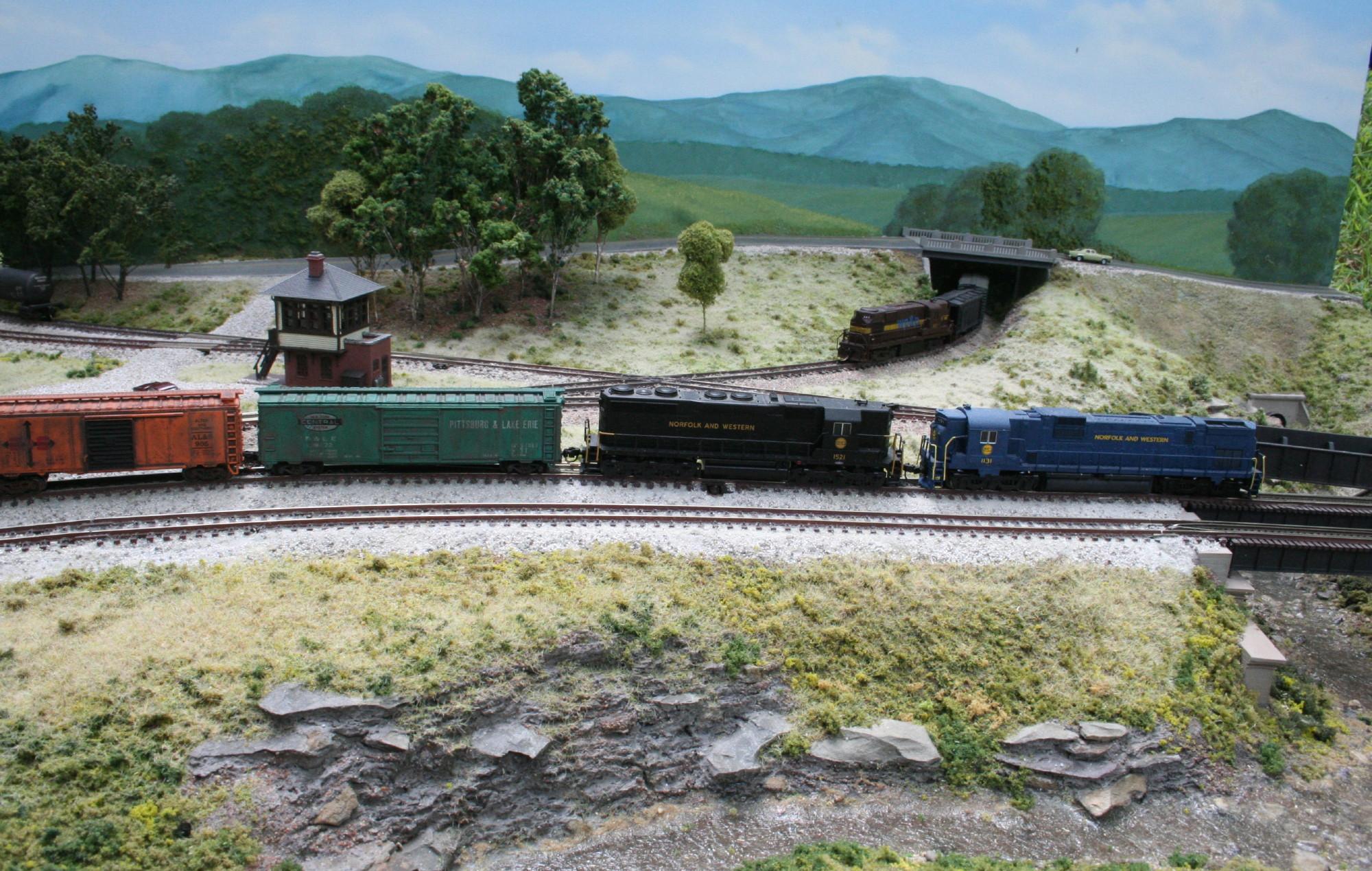Boyce Junction N-Trak - meet