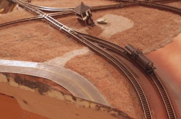 Module construction closeup