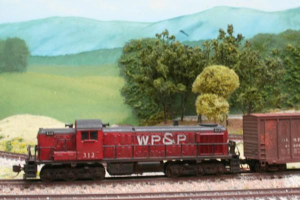 WP&P scheme F2 hood unit