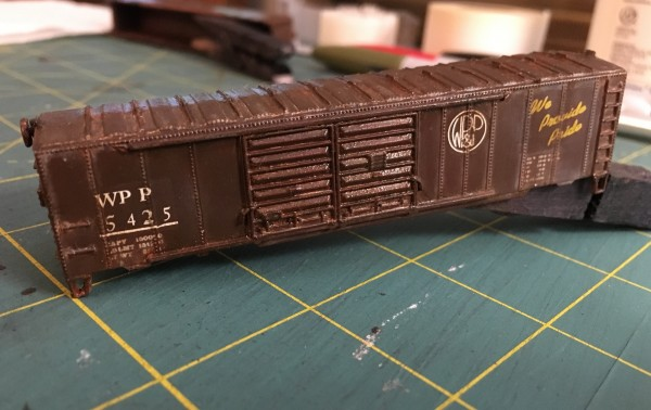 boxcar with oils - side B
