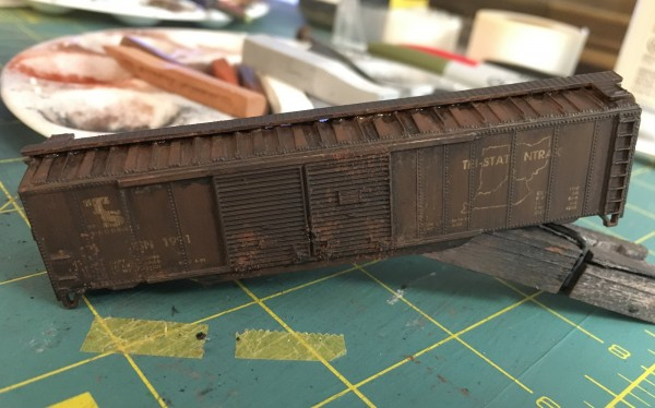 TSNT boxcar with chalk wash